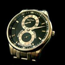 Paul Picot Gentleman 42 Regulator Automatik Luxus Herren...