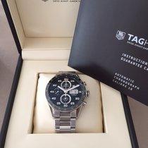 TAG Heuer Carrera Calibre 16 neu 2021 Automatik Chronograph Uhr mit Original-Box und Original-Papieren CV2A1R.BA0799