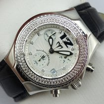 铁达龙  钢 39mm 石英 TechnoDiamond 二手