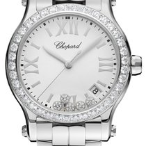 Chopard 278582-3004 Steel 2021 Happy Sport 36mm new United States of America, New York, Airmont