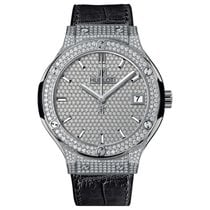 Hublot Classic Fusion 38mm Automatic Titanium Mens Watch Ref...