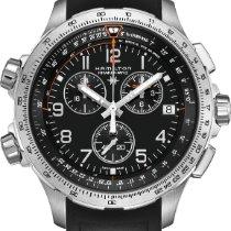 Hamilton Khaki X-Wind nuevo Reloj con estuche y documentos originales H77912335