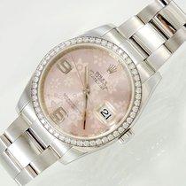Rolex Datejust 116244 Fullset aus 2010
