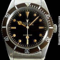 Rolex Submariner 6536 1 Tropical Chocolate Bezel & Dial Steel