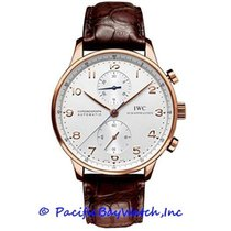 IWC Portuguese Chronograph IW371402 Pre-Owned