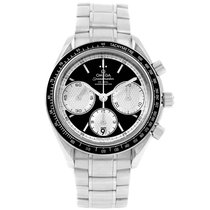 Omega Speedmaster Racing pre-owned 40mm Black Chronograph Date Steel