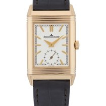 Jaeger-LeCoultre Reverso Duoface new 2019 Manual winding Watch with original box and original papers 3902420