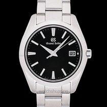 Seiko Grand Seiko Steel 40mm Black United States of America, California, San Mateo