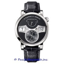A. Lange & Söhne 140.029 White gold Zeitwerk 42mm new United States of America, California, Newport Beach