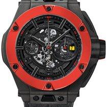 Hublot Big Bang Ferrari neu 45,00mm Carbon
