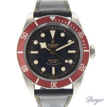 Tudor Heritage Black Bay Red NEW