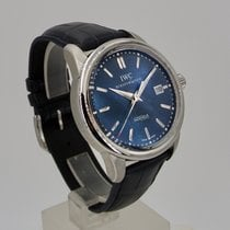 IWC Ingenieur Automatic Steel Blue