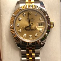 Rolex Lady-Datejust Gold/Steel 28mm Gold No numerals India, Chandigarh