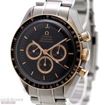 Omega 33665100 Or/Acier Speedmaster (Submodel)