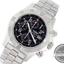 Breitling Avenger Skyland Steel 45mm Black Arabic numerals United States of America, Pennsylvania, Willow Grove