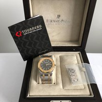Audemars Piguet 4100SA Gold/Stahl Royal Oak (Submodel) 36mm