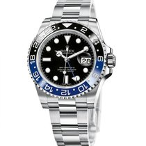Rolex GMT-Master II Batman 116710BLNR
