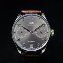 IWC Portugaise 5001 WG Full Set 2011