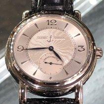 Ulysse Nardin San Marco Platinum 40mm Silver Arabic numerals United States of America, Florida, Ft lauderdale