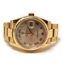 Rolex Day-Date 36 Rose gold 36mm United States of America, California, Beverly Hills