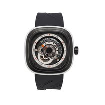 Sevenfriday P3-03 Steel P3-3 47mm new