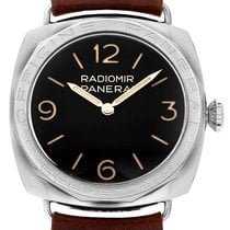 Panerai Steel Manual winding Black Arabic numerals 47mm pre-owned Special Editions