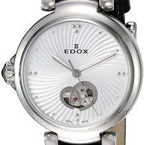 Edox Women's watch 29mm Automatic new Watch with original box and original papers 2015