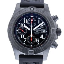 Breitling Avenger Skyland 45mm Black United States of America, Georgia, Atlanta