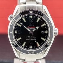 Omega Seamaster Planet Ocean Steel 42mm Black