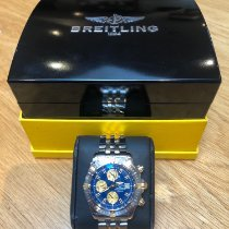 Breitling Chronomat Evolution Gold/Steel