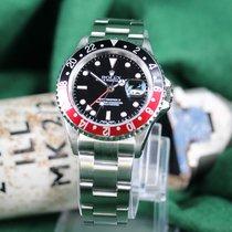 Rolex 16710 Staal 2000 GMT-Master II 40mm tweedehands