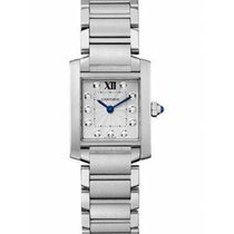 Cartier Tank Française WE110006 2019 new