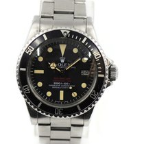 Rolex Steel 40mm Automatic 1665 pre-owned United States of America, New York, New York