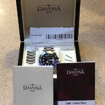 Davosa Steel 42mm Automatic 161.571.45 pre-owned United States of America, Tennesse, Chattanooga