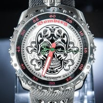 Bomberg Acier 45mm Remontage automatique LIMITED EDITION occasion