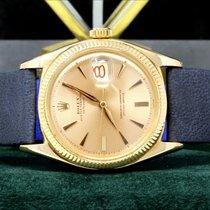 Rolex 6605 Or jaune 1959 Datejust occasion