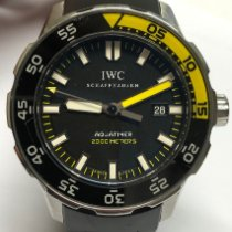 IWC Steel 44mm Automatic IW356802 pre-owned