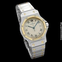 Cartier Santos (submodel) 7088 1990 pre-owned