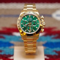 Rolex Daytona Oro amarillo 40mm Sin cifras
