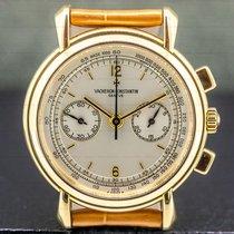 Vacheron Constantin Historiques Yellow gold 37mm Arabic numerals United States of America, Massachusetts, Boston