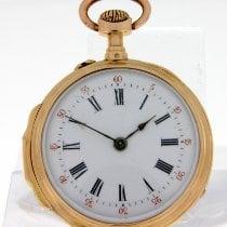 Pocketwatch Gold 18kt 8gr 1900 pre-owned