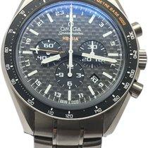 Omega Speedmaster HB-SIA Titanium 44.2mm Black No numerals