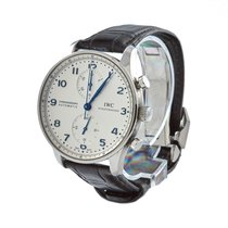 IWC Portuguese Chronograph IW371446 2015 pre-owned