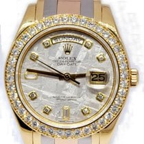 Rolex Day-Date Or jaune 39mm Champagne