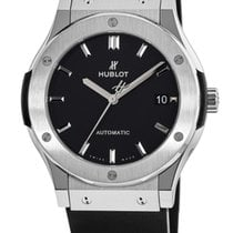 Hublot Classic Fusion 45, 42, 38, 33 mm 511.NX.1171.RX New Titanium 45mm Automatic