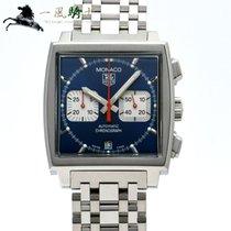 TAG Heuer Monaco CW2113.BA0780 pre-owned