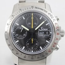 Sinn Steel 40mm Automatic 31A0640 pre-owned
