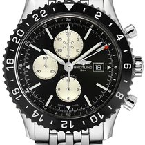 Breitling Men's Y2431012/BE10/443A Chronoliner Watch