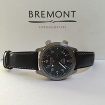 Bremont MBII/AN Steel 2014 MB 43mm pre-owned