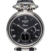 Bovet Amadeo Fleurier 43mm Power Reserve 18K White Men's Watch...